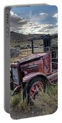 International Truck - Bannack Montana Ghost Town Portable Battery Charger