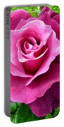 Intrigue Rose Portable Battery Charger
