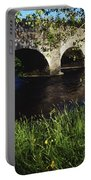 Ireland Bridge Over Water Portable Battery Charger