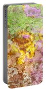 Iris Abstract I Portable Battery Charger