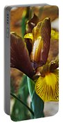 Iris After The Rain Portable Battery Charger