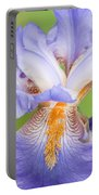 Iris Full Bloom Portable Battery Charger