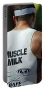 Ironman Muscle Milk Portable Battery Charger