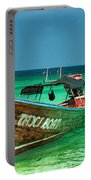 Island Taxi  Portable Battery Charger