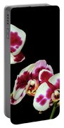 Isolated Orchids Portable Battery Charger
