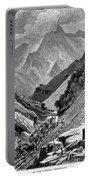 Italy: Carrara Mountains Portable Battery Charger