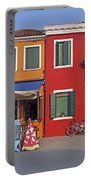Italy Venice  Portable Battery Charger