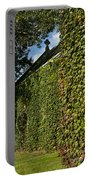 Ivy Covered Chapel Portable Battery Charger