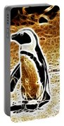 Jackass Penguin  Portable Battery Charger