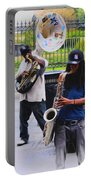 Jackson Square Jazz Portable Battery Charger