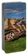 Jagdtiger Sd. Kfz Portable Battery Charger