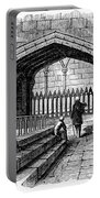 James Watt: Tomb, 1819 Portable Battery Charger
