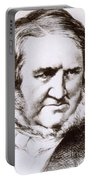 James Young Simpson, Scottish Physician Portable Battery Charger by Science Source