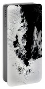 January 18, 2010 - Ross Sea, Antarctica Portable Battery Charger by Stocktrek Images