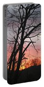 January Sunrise 3 Portable Battery Charger