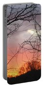 January Sunrise 5 Portable Battery Charger