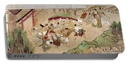 Japan: Peasants, C1575 Portable Battery Charger