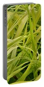 Japanese Forest Grass Portable Battery Charger