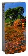 Japanese Garden Brooklyn Botanic Garden Portable Battery Charger