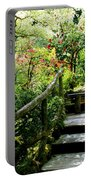Japanese Garden Retreat Portable Battery Charger