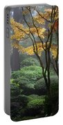 Japanese Gardens Fall Portable Battery Charger