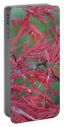 Japanese Red Leaf Maple Hybrid Portable Battery Charger