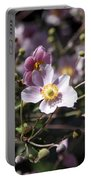 Japanese Windflowers Portable Battery Charger