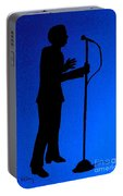 Jazz Singer Portable Battery Charger