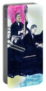 Jelly Roll And The Red Hot Peppers Portable Battery Charger