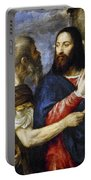 Jesus & Tribute Money Portable Battery Charger