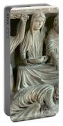 Jesus And Mary Magdalene Portable Battery Charger