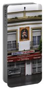 Jesus And The Cerveceria Portable Battery Charger