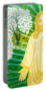 Jesus On Mount Thabor Portable Battery Charger