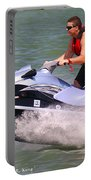 Jet Ski Speed Portable Battery Charger