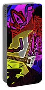 Jimi Hendrix Number 22 Portable Battery Charger