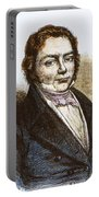 J�ns Jacob Berzelius, Father Of Swedish Portable Battery Charger