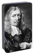 Johannes Hevelius, Polish Astronomer Portable Battery Charger