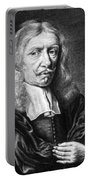 Johannes Hevelius, Polish Astronomer Portable Battery Charger by Science Source
