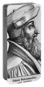 Johannes Oecolampadius Portable Battery Charger