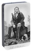 John James Audubon, French-american Portable Battery Charger
