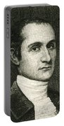 John Jay, American Founding Father Portable Battery Charger by Photo Researchers