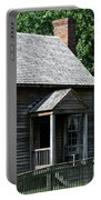 Jones Law Office Appomattox Court House Virginia Portable Battery Charger by Teresa Mucha