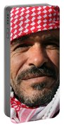 Jordanian Man Portable Battery Charger