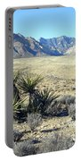 Joshua Tree And Mount Wilson Portable Battery Charger