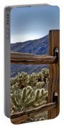 Joshua Tree Cholla Garden Portable Battery Charger