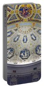 Jp Morgan Library Ornate Ceiling Portable Battery Charger
