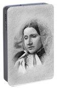 Julia Ward Howe (1819-1910) Portable Battery Charger