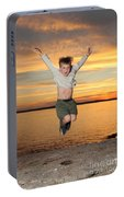 Jumping For Joy Portable Battery Charger