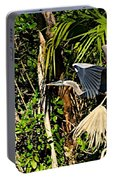 Jungle Flight Portable Battery Charger