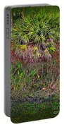 Jungle Palm Portable Battery Charger